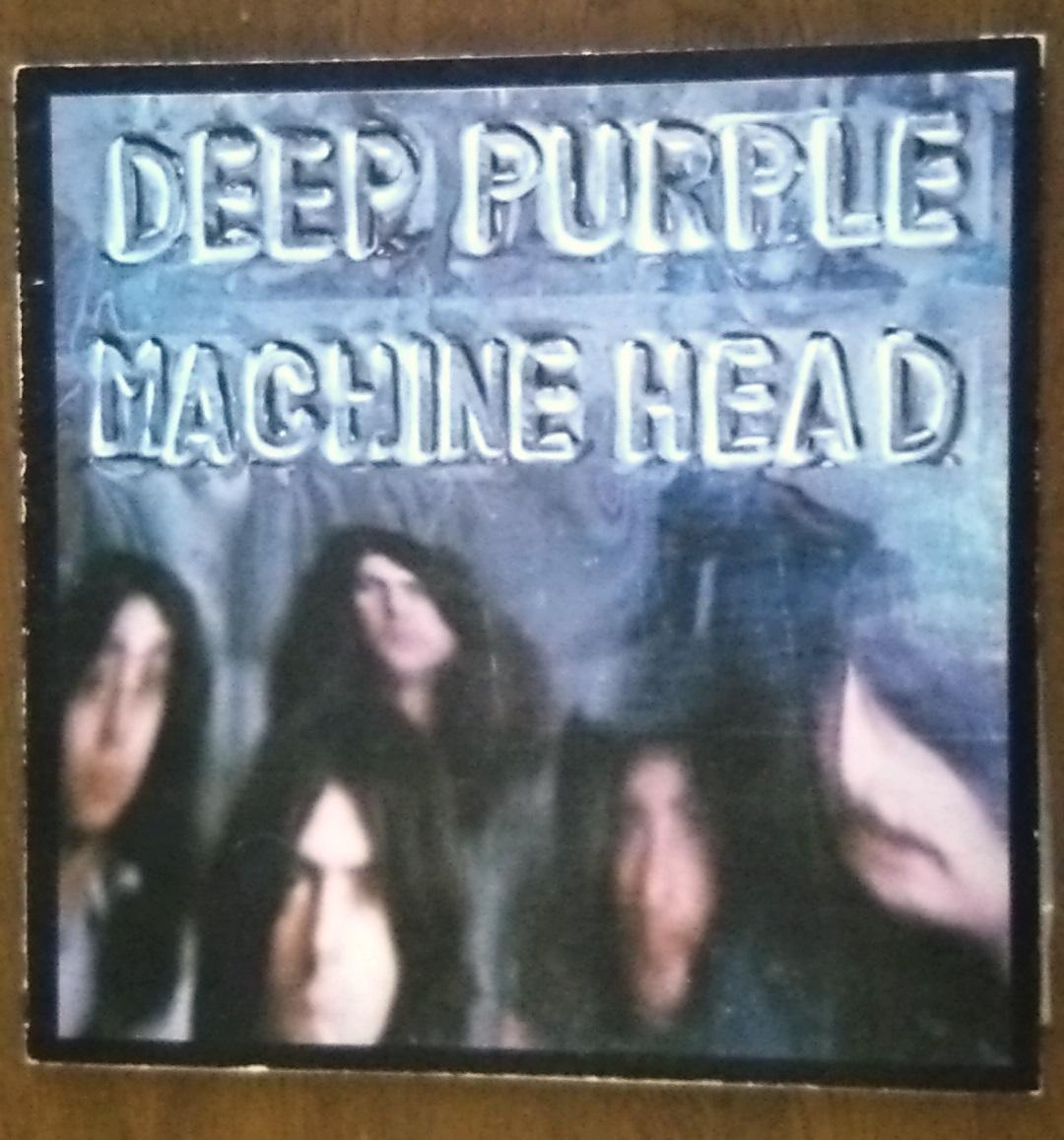 Deep Purple – Machine Head ディープ・パープル - マシーン・ヘッド