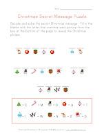 el blog de espe christmas worksheets fill in the vowels handwriting decoder puzzle misssing. Black Bedroom Furniture Sets. Home Design Ideas