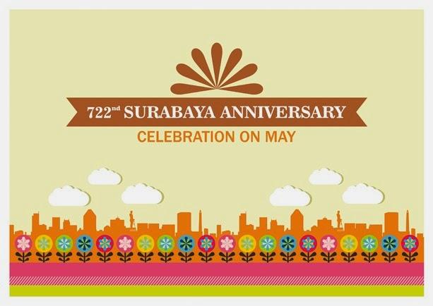 Hari Jadi Kota Surabaya ke-722 | galassia del sogno