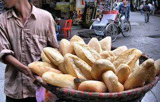Nhờ phụ gia nên bánh mì mới nở, giòn