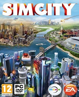 SimCity PC Box