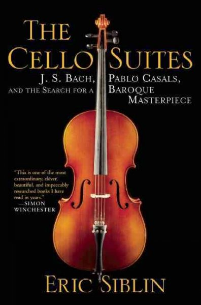Pablo Casals J S Bach Suites For Unaccompanied Cello Vol 3