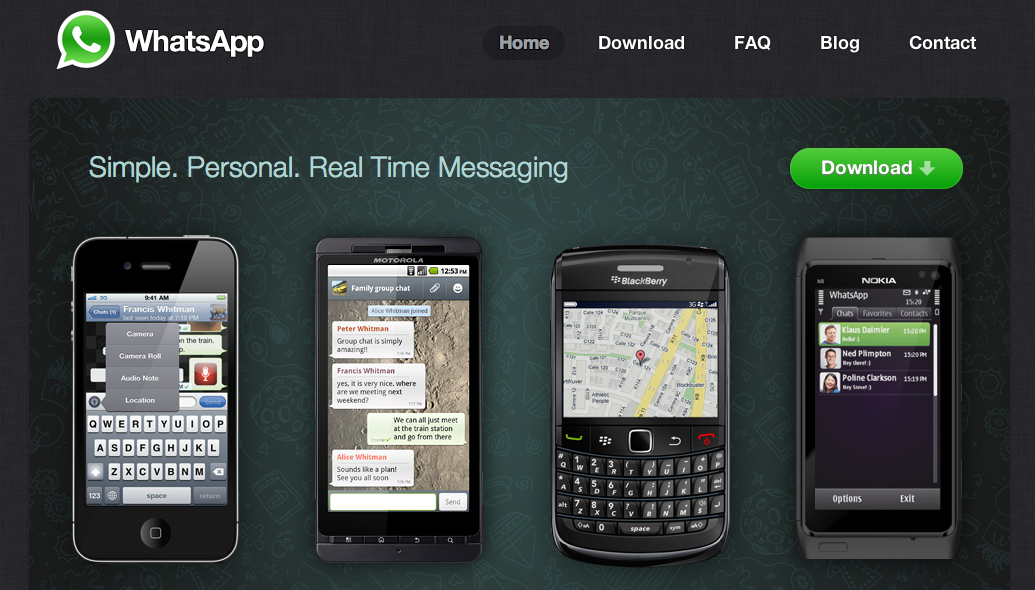 whatsapp plans to create a version Deskop