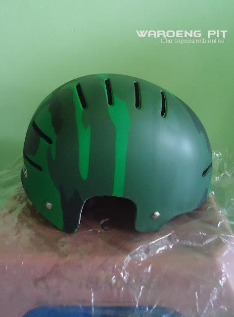 Jual Helmet Nuke head sepeda mtb bmx  murah 2