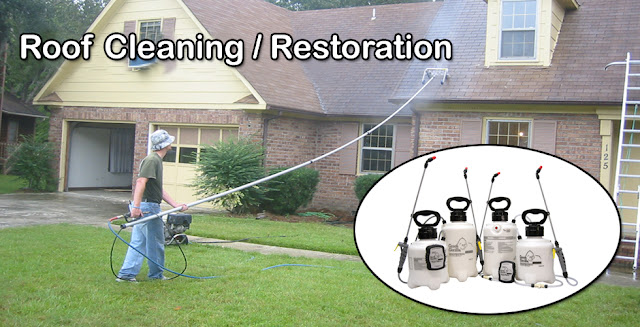 Roof Sprayers