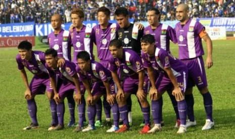 Skuad Persita Tangerang ISL 2013