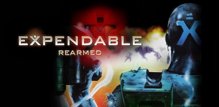 Expendable Rearmed v1.1.5 Apk Full Version