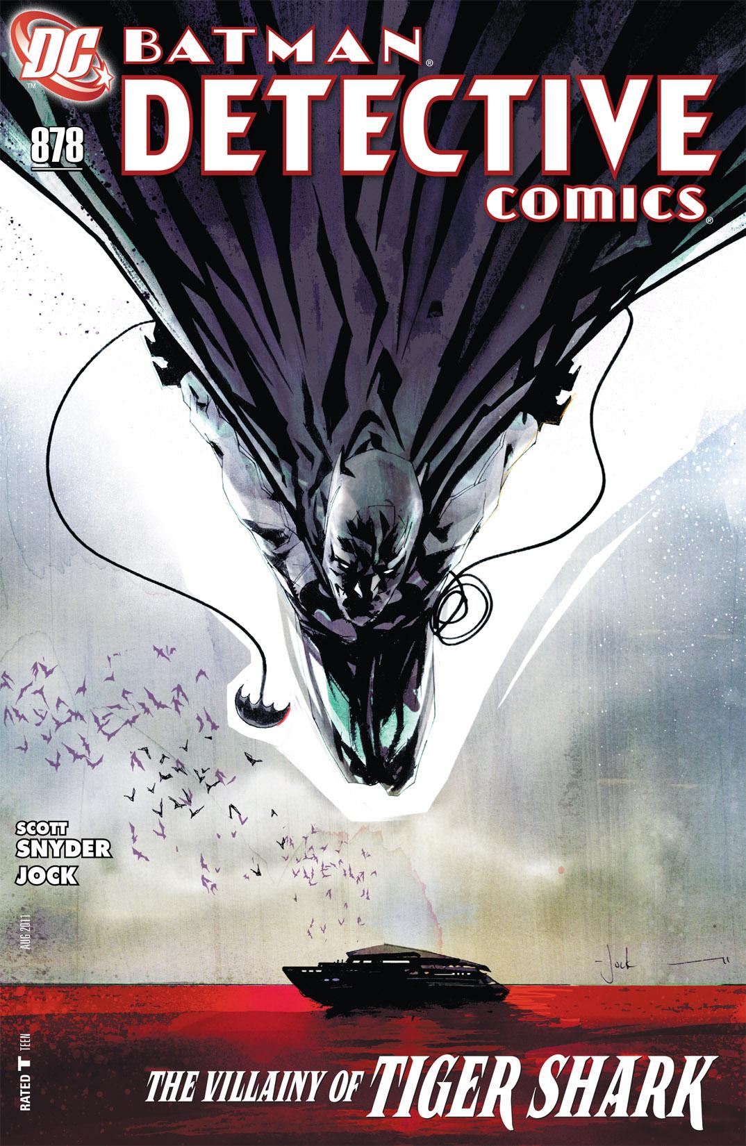 Detective Comics (1937) 878 Page 1