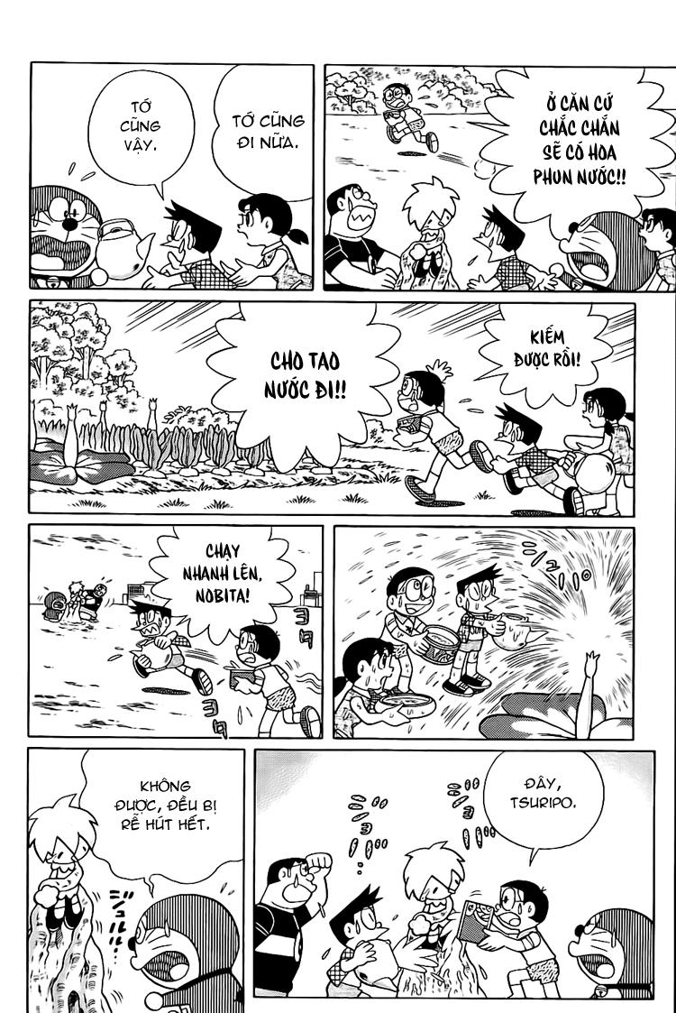 Truyện tranh Doraemon Dài Tập 25 - Nobita và truyền thuyết thần rừng trang 216