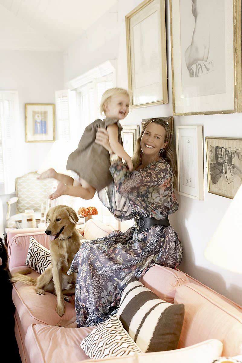 Ryland Woodard Interior Design: India Hicks: Trendsetter