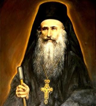 Azi 3 mai praznuirea Sfantului Cuvios Irodion, Luceafarul de la Lainici