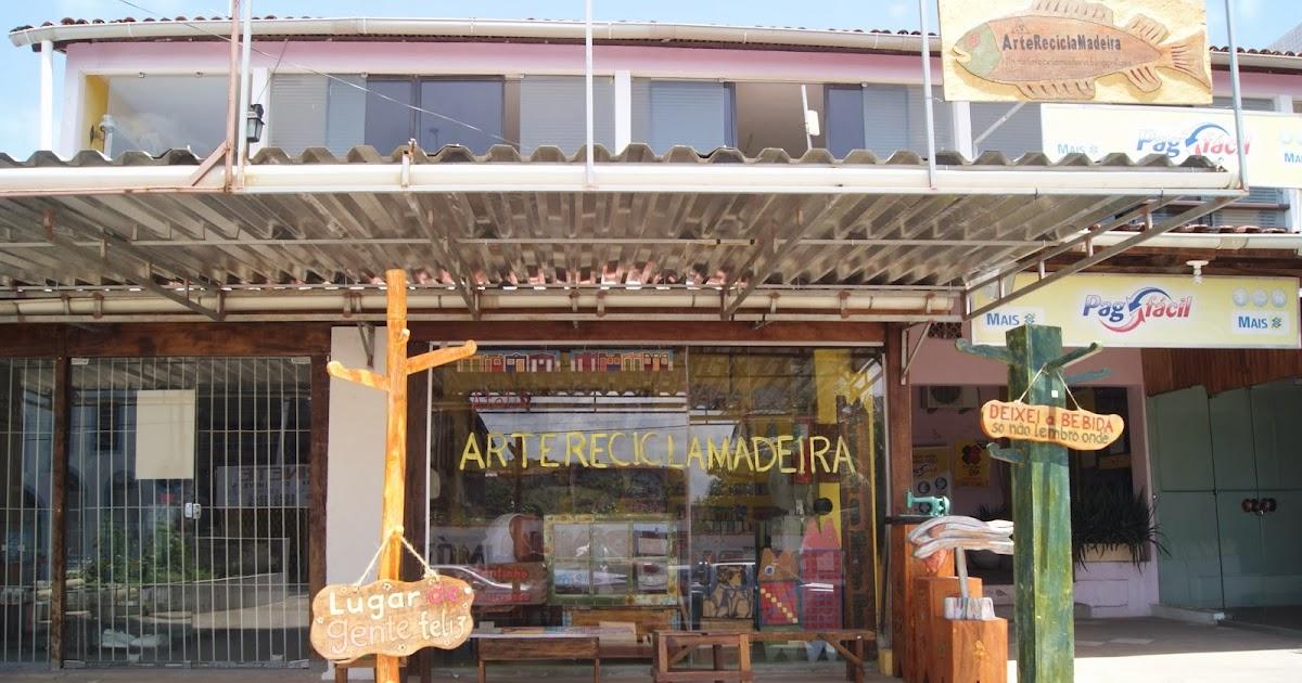 Argila Artesanato Onde Comprar ~ TV CONDE Loja de artesanato com material reciclado faz