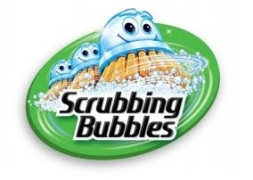 Scrubbing Bubbles logo