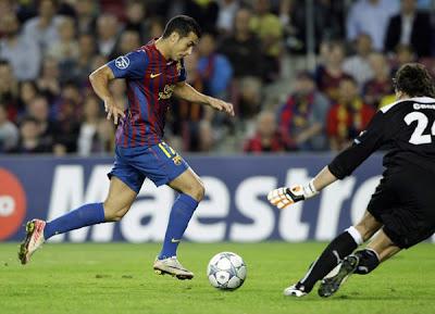 Barcelona 2 - 0 Viktoria Plzen (1)