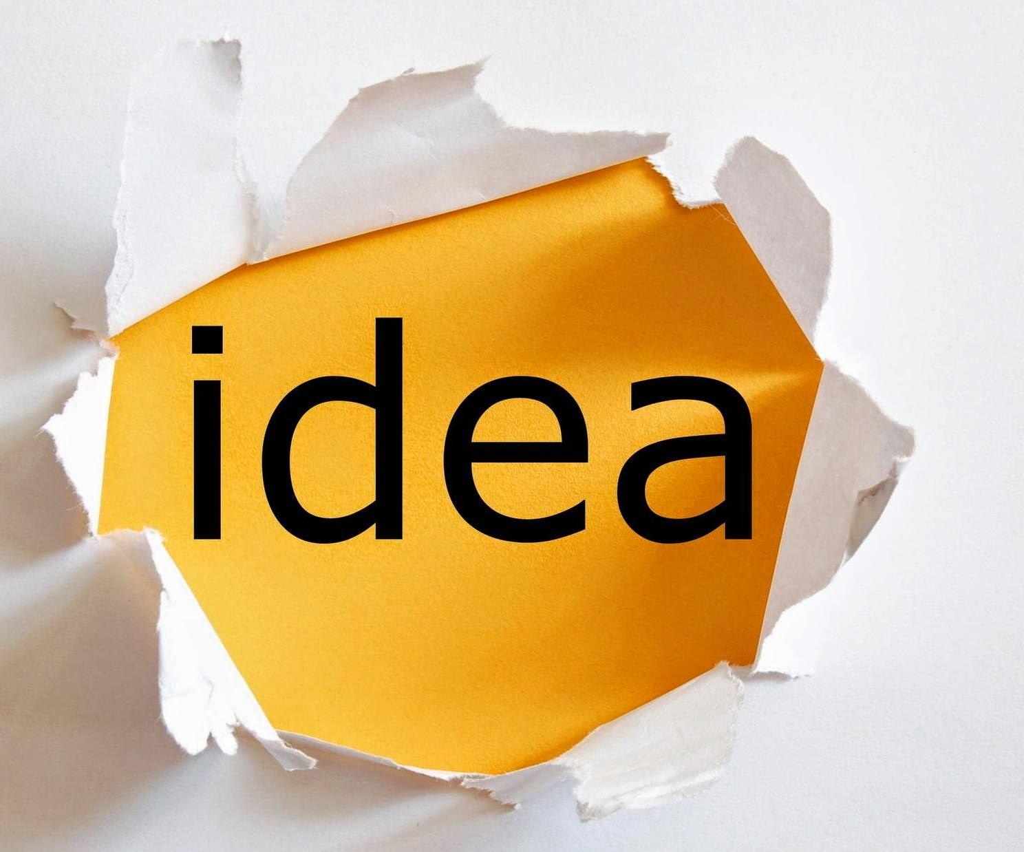 doctrine of ideas