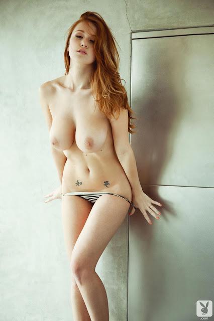 Leana Decker Cybergirl Playboy