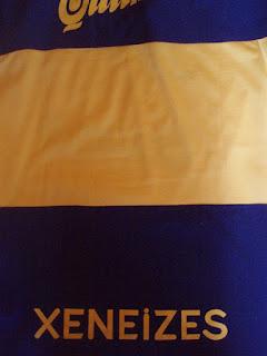 xeneizes, Boca Juniors, camiseta, Nike, 1998,