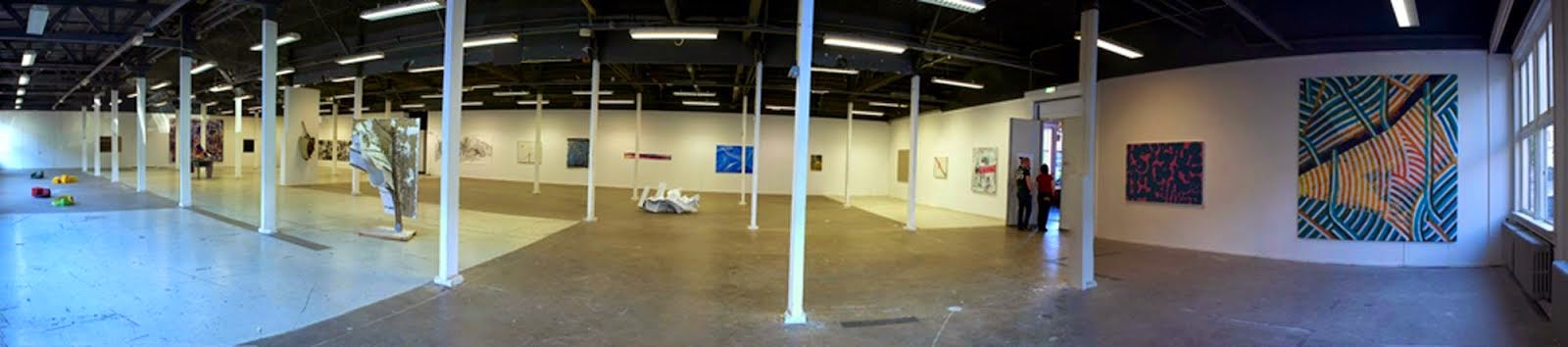 """""""THE ACT OF PAINTING"""" at TAC!"""