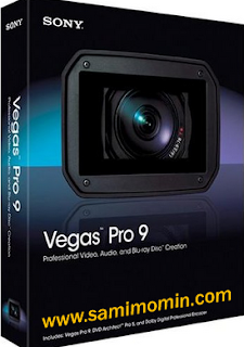 Sony Vegas Pro 9 with keygen free Full