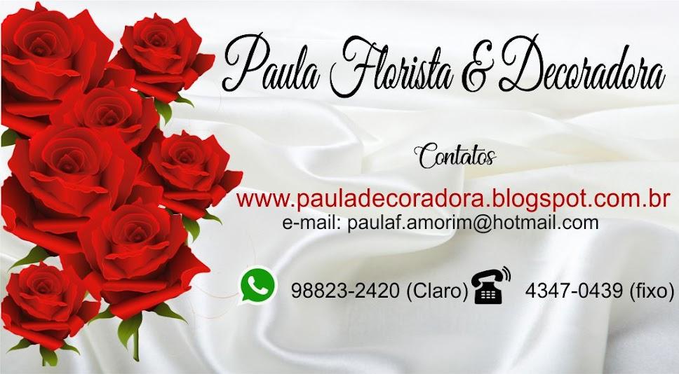 Paula Florista & Decoradora