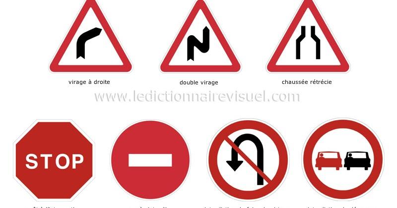 comment c u0026 39 est fait - panneaux de signalisation routi u00e8re