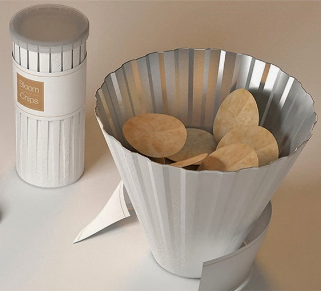 Bank-bowl for chips