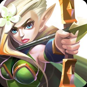Magic Rush Heroes v1.1.50 APK