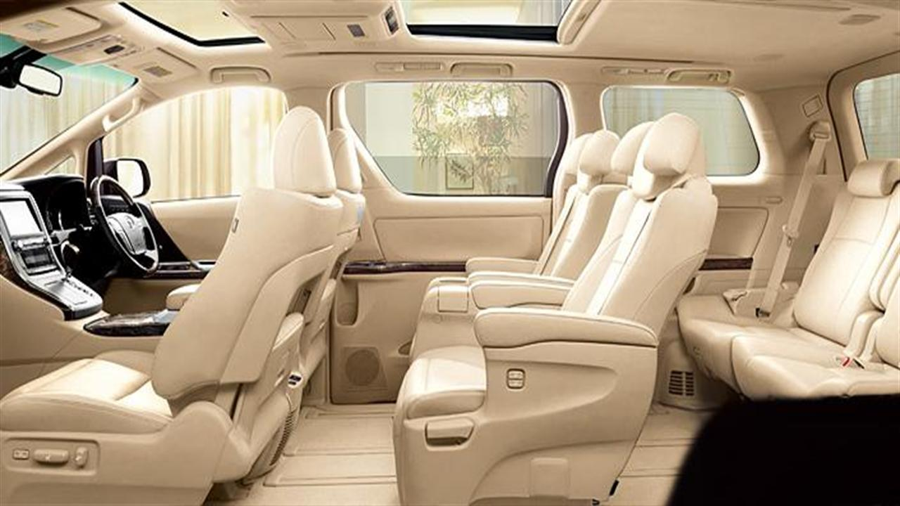 2012 Toyota Alphard Automotive