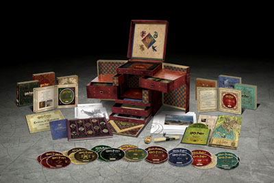 Harry Potter Wizard's Collection