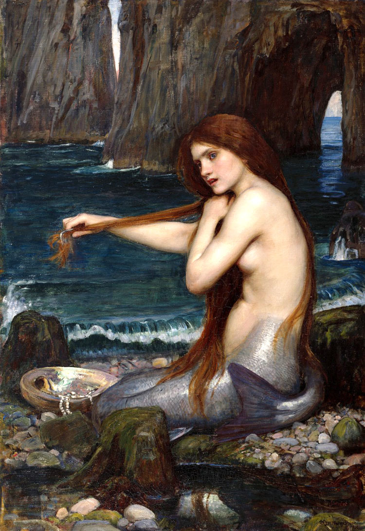 waterhouse-sirena