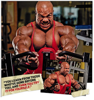 Phil Heath Workout