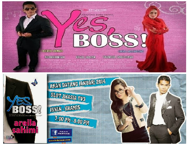 Yes Boss Slot Akasia TV3