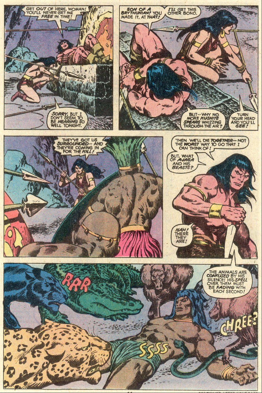 Conan the Barbarian (1970) Issue #97 #109 - English 8