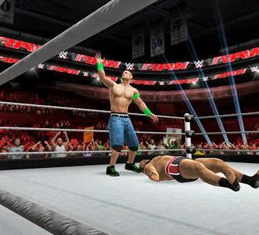 WWE será lançado em breve