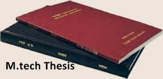 M.tech Thesis Guidance