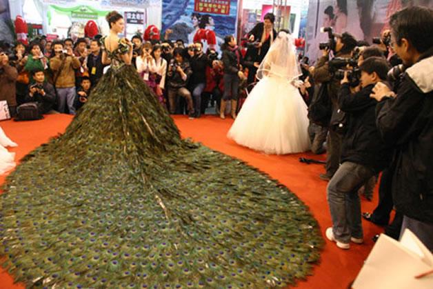 Moda acima de tudo o vestido mais caro do mundo