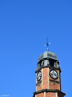 newtown clocktower