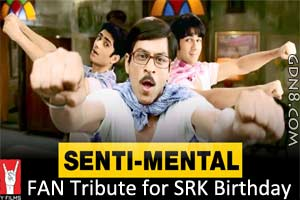 Senti Mental - Jumbo Jutts - SRK Birthday Special