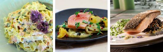 Fisch und Meeresfrüchte Blog