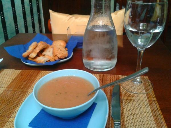 Obiad Hiszpania