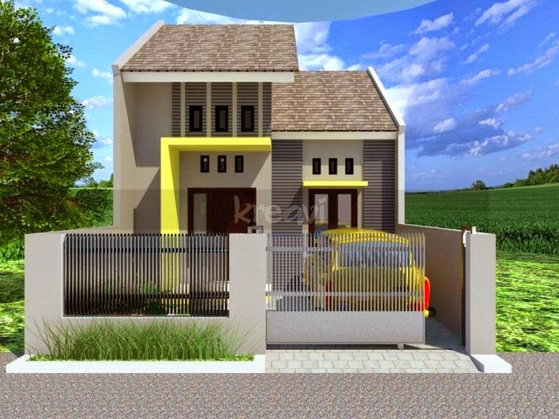 Model Desain Rumah Minimalis Terbaik | Desain Rumah Minimalus