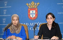 El MDyC instará al Pleno a pedir a la Delegación un carril solo para ceutíes en la frontera