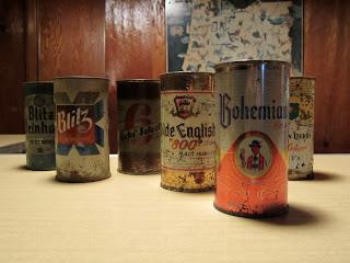 オレゴン ビール ビンテージ 缶