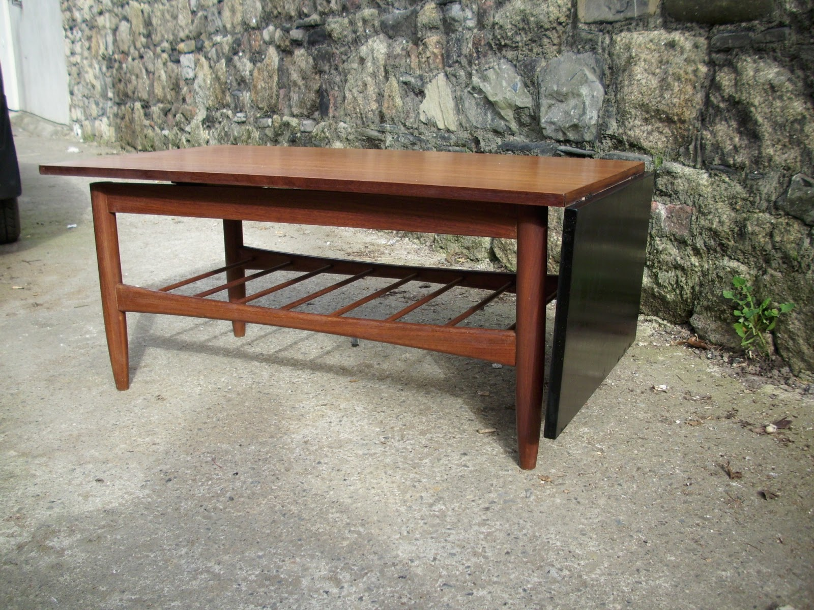 Early 60s G Plan coffee table