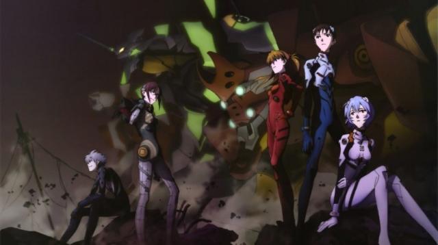Bạn Không Được Tiến Bước, Evangelion 2 22 You Can Not Advance