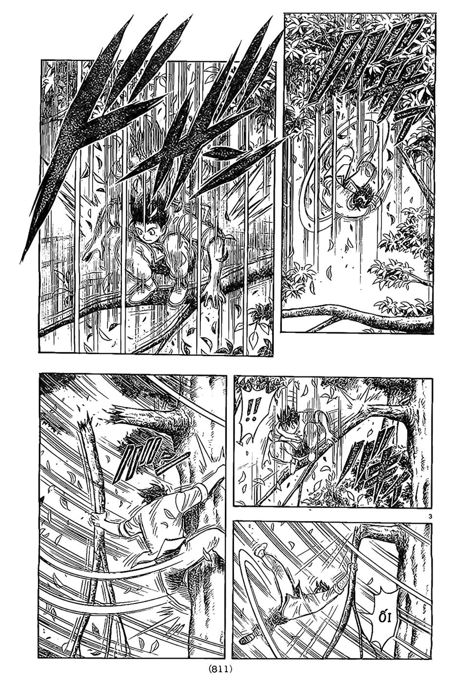 Hoàng Phi Hồng Phần 4 chap 86 Trang 4