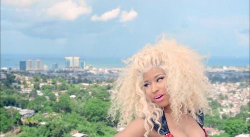 Nicki Minaj Pound The Alarm