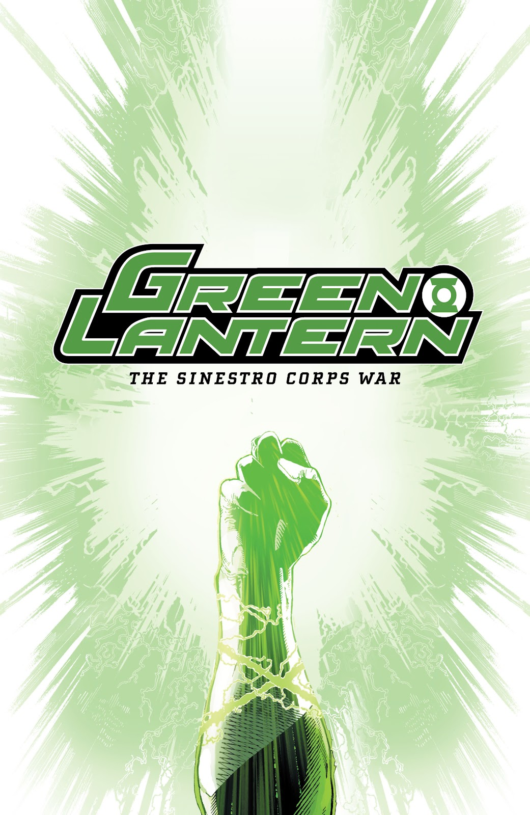 Green Lantern: The Sinestro Corps War Full #1 - English 2
