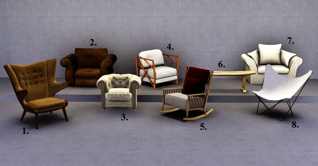 Simberry sims 3 4 download houses for your sims 3 for Chaise game free download