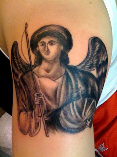 Tatuagem em santos